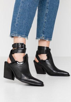 NEW KOLE - Ankelboots - black