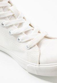 Even&Odd - Sneakers hoog - white - 2