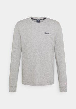 LONG SLEEVE - Top sdlouhým rukávem - light grey