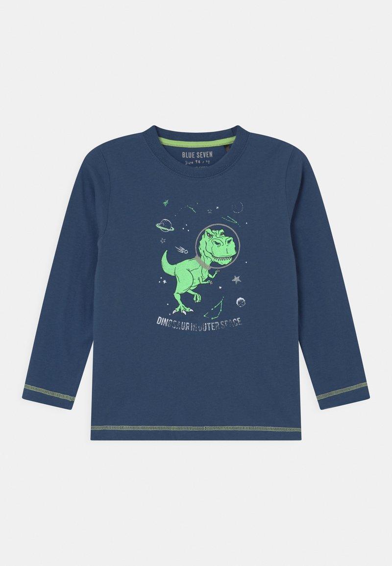Blue Seven - KIDS BOYS - Langarmshirt - jeansblau