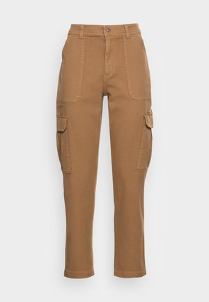 HERITAGE CARGO PANT - Cargo trousers - utility brown