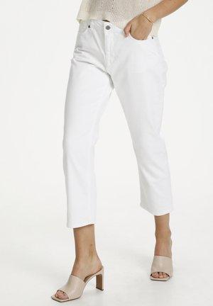VILMA  - Broek - white wash