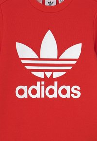 adidas Originals - CREW SET UNISEX - Survêtement - red/white - 3