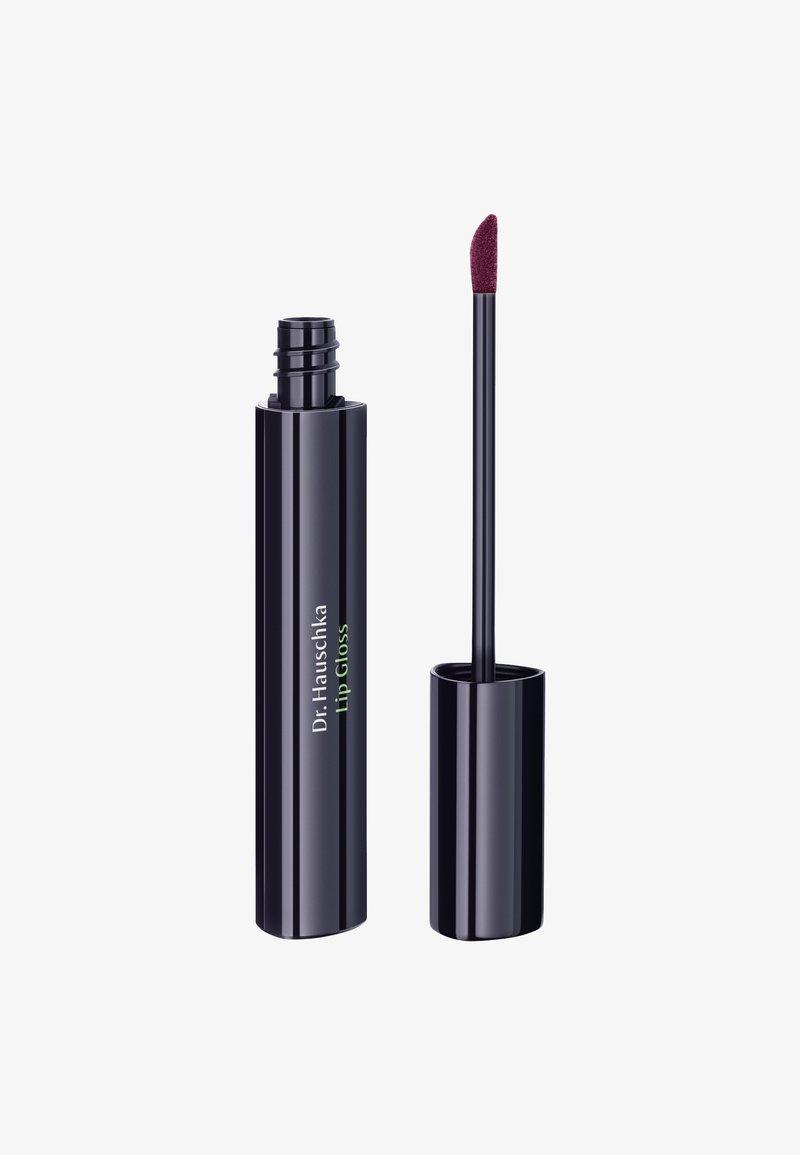 Dr. Hauschka - LIP GLOSS - Lip gloss - blackberry