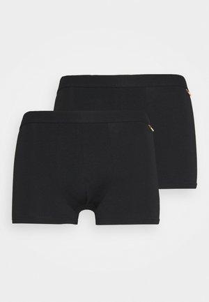 MAN 2 PACK - Underkläder - black