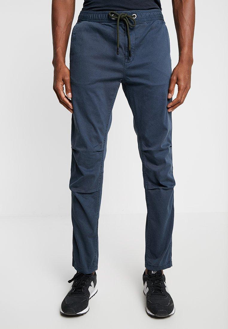 Superdry - CORE UTILITY PANT - Trousers - drift blue