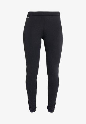 Legging - black/white