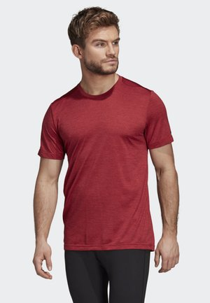 TERREX TIVID T-SHIRT - T-shirts basic - red