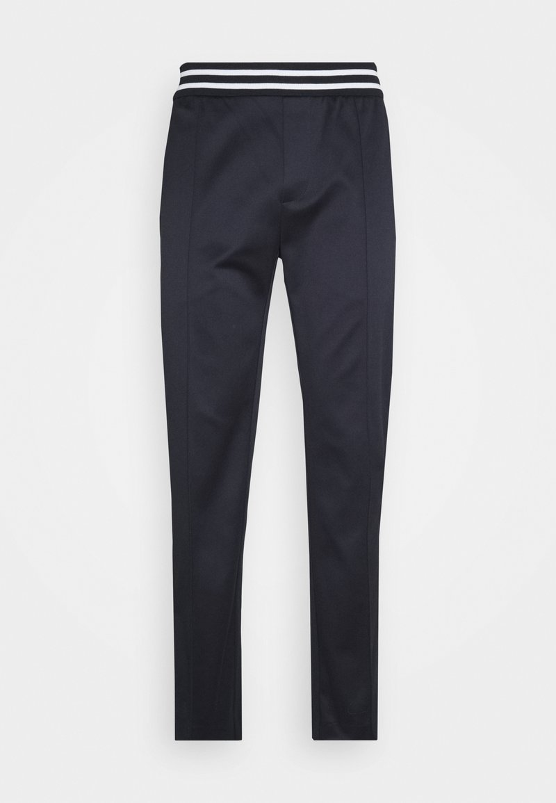 Emporio Armani - Trousers - dark blue