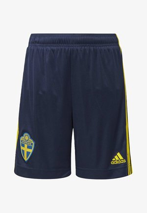 SWEDEN SVFF HOME AEROREADY SHORTS - Football merchandise - blue