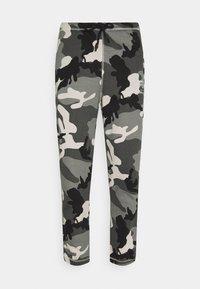 Diesel - UMLB-PETER TROUSERS - Pyjama bottoms - grey - 4