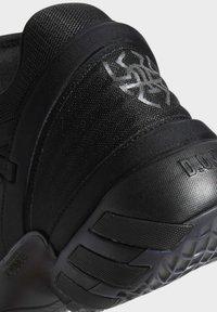 adidas Originals - PHARRELL WILLIAMS D.O.N. ISSUE 2 SHOES - Tenisky - black - 8