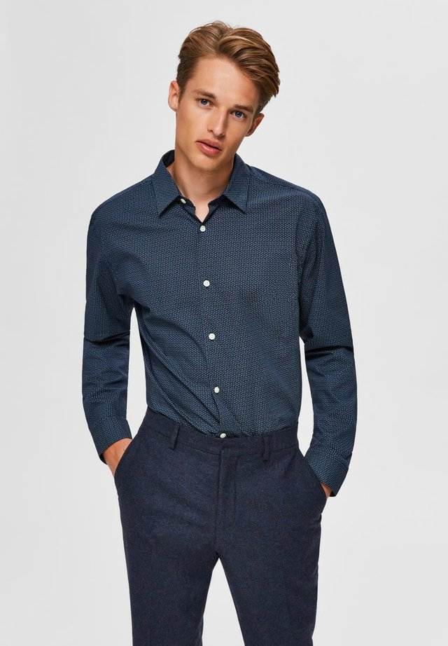 Camisa elegante - dark navy