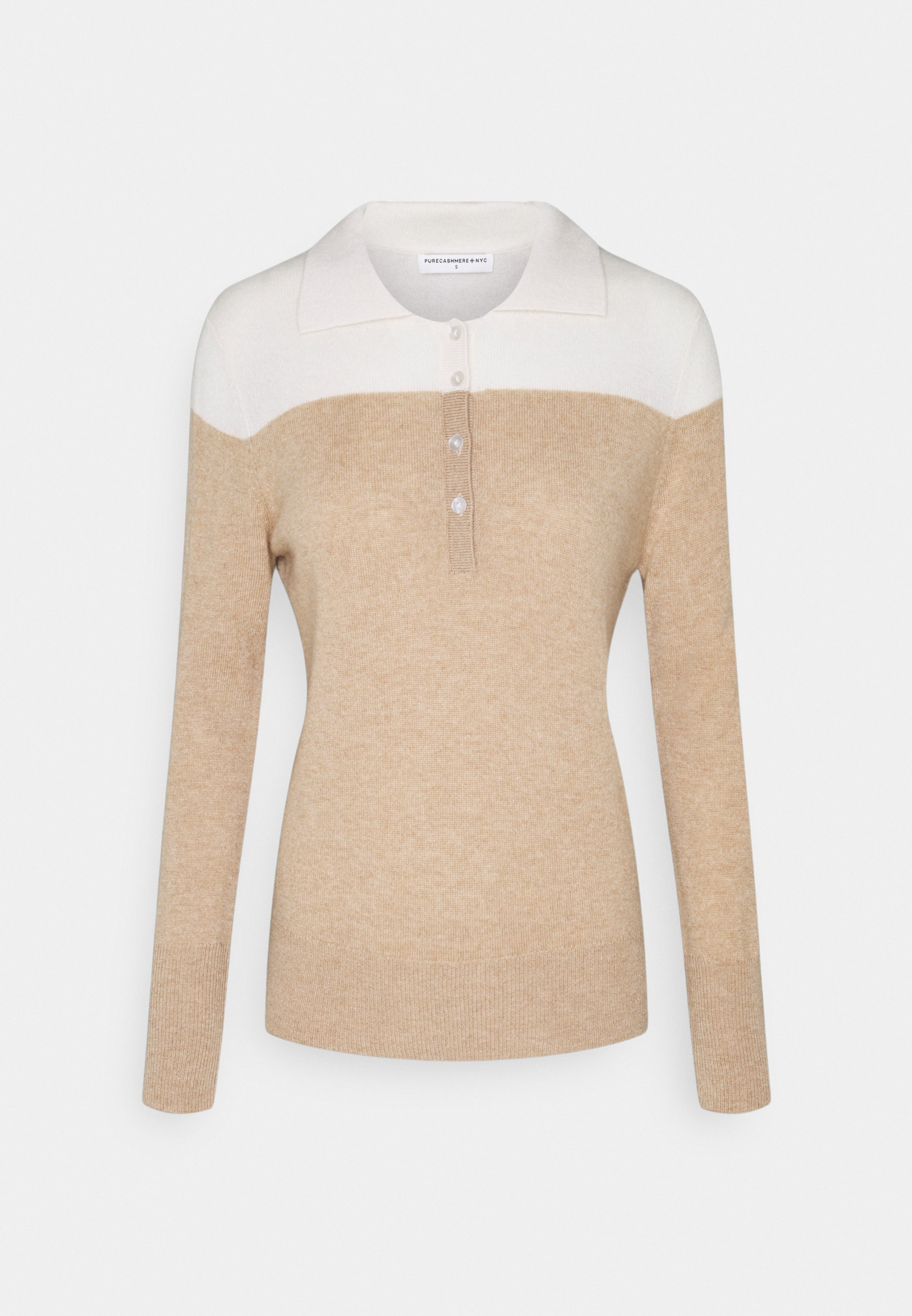 Femme TWO TONE  - Pullover