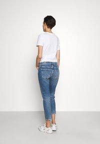AG Jeans - EX BOYFRIEND - Slim fit -farkut - blue denim - 2