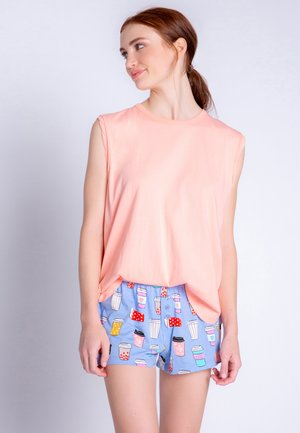 Pyjamabroek - bluegrey