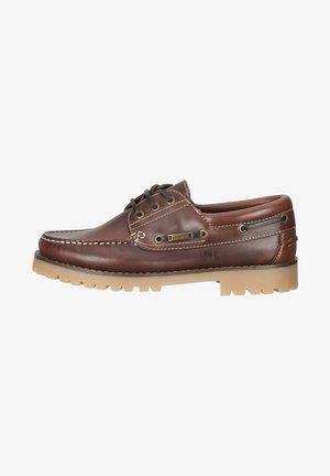 Bootsschuh - brown