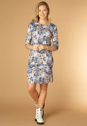 RYANNE - Korte jurk - maya blue/multi-colo