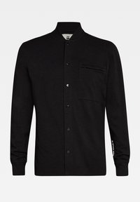 G-Star - BASEBALL  ZIP POCKET - Shirt - dk black - 3