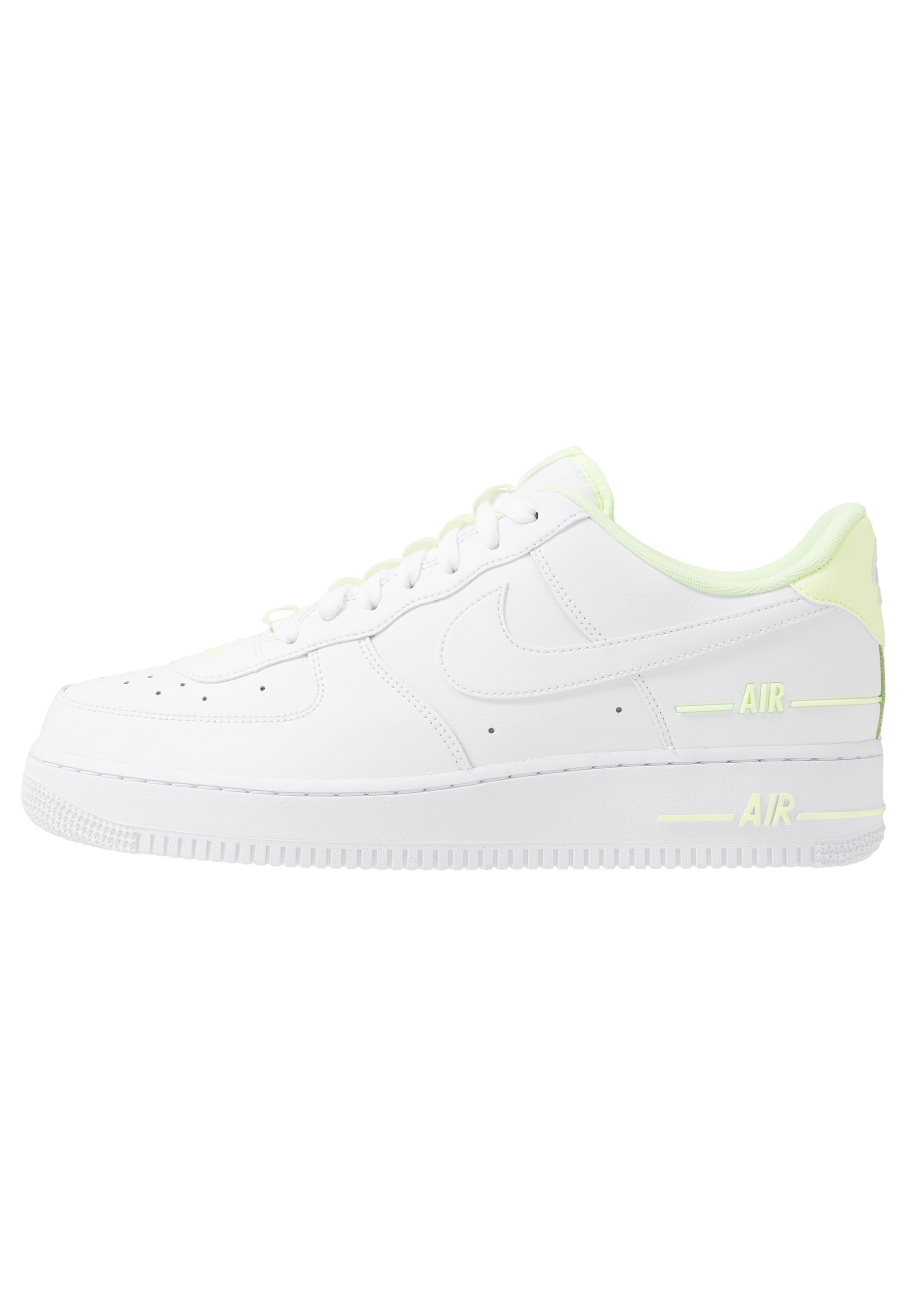 Nike Sportswear Air Force 1 07 Lv8 Sneakers Laag White Barely Volt Wit Zalando Nl
