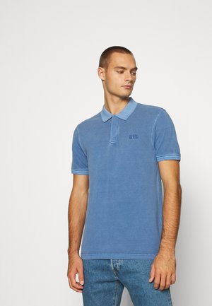 AUTHENTIC LOGO UNISEX - Koszulka polo - blues