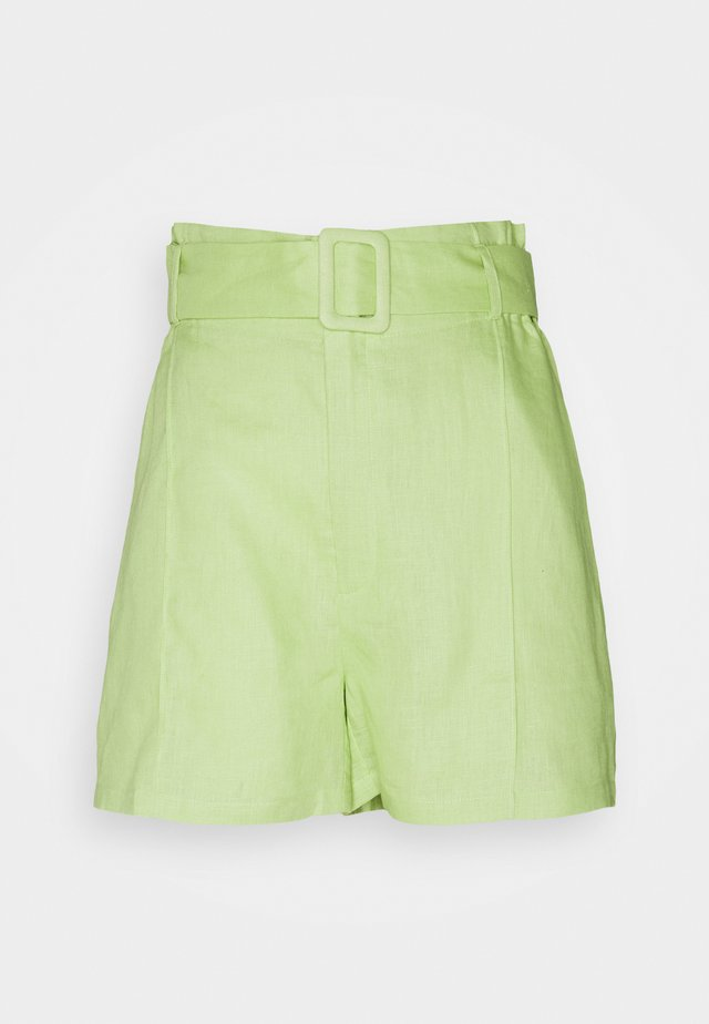 BABETTE SARAH - Shorts - lime
