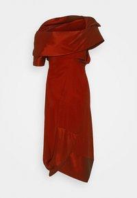 Vivienne Westwood - AMNESIA DRESS - Koktejlové šaty/ šaty na párty - red - 8