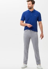 BRAX - STYLE CADIZ - Slim fit jeans - silver - 1