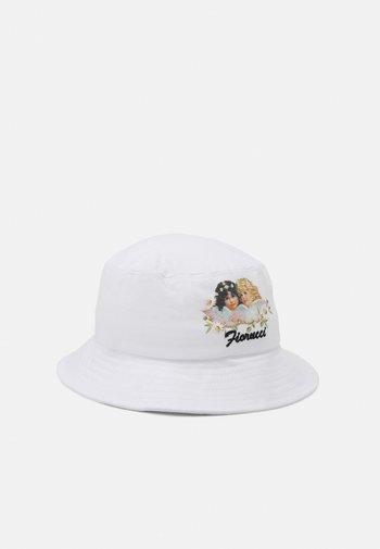 DAISY BUCKET HAT UNISEX - Hat - white