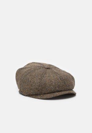 LINDEN FLATCAP BAKERBOY - Hoed - brown