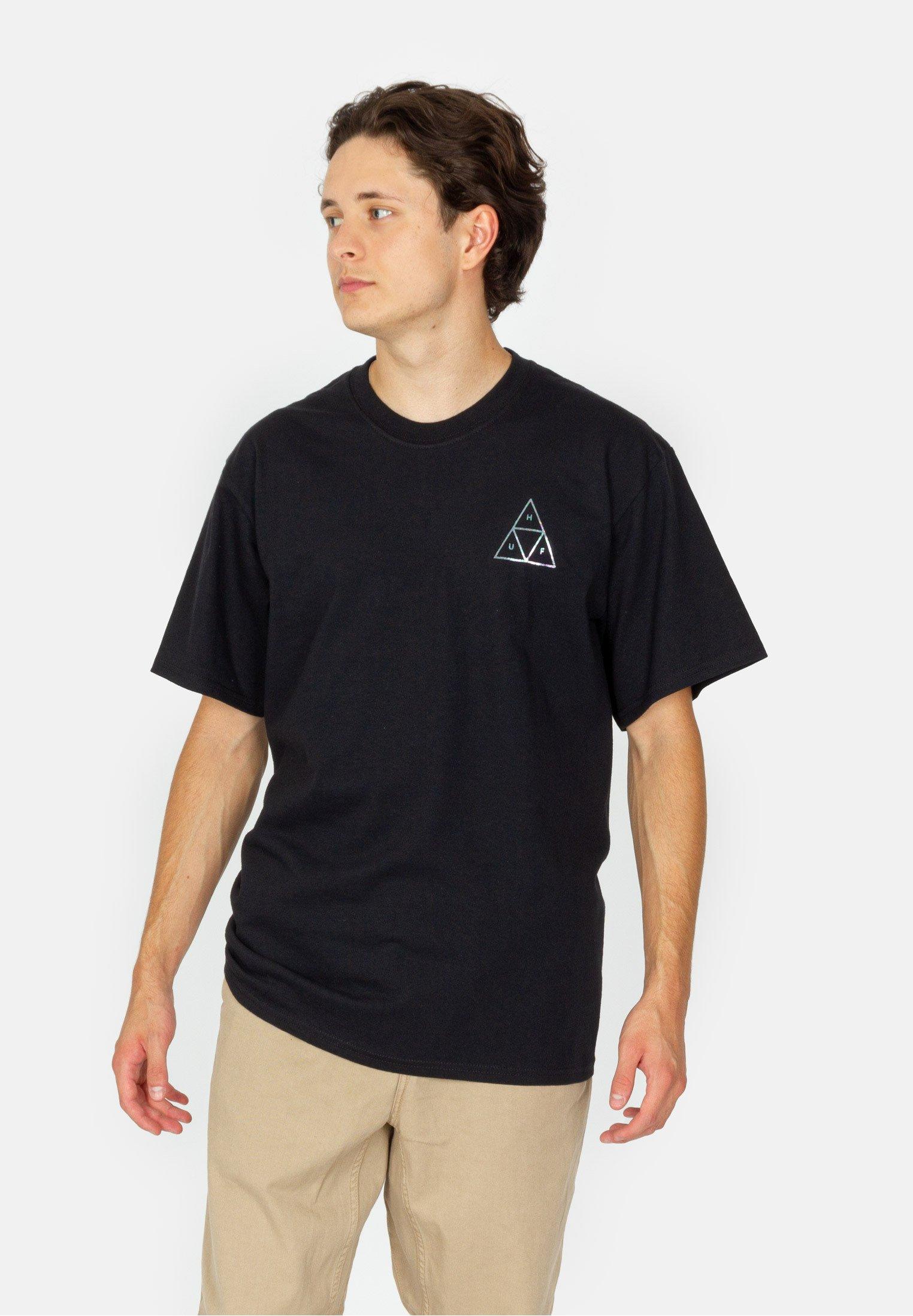 Herren HOLOSHINE FOIL TT - T-Shirt print