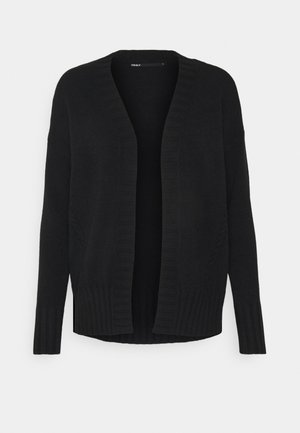 ONLSANDY CARDIGAN - Cardigan - black