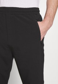 Denim Project - SUIT PANT - Trousers - black - 5