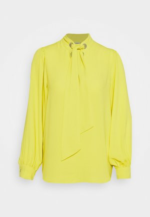 Blouse - lime