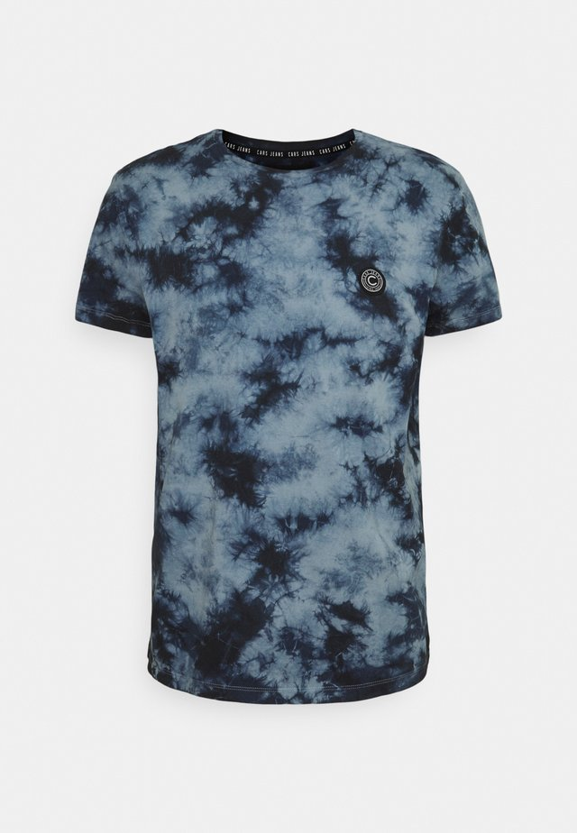 TONY - T-shirt imprimé - black