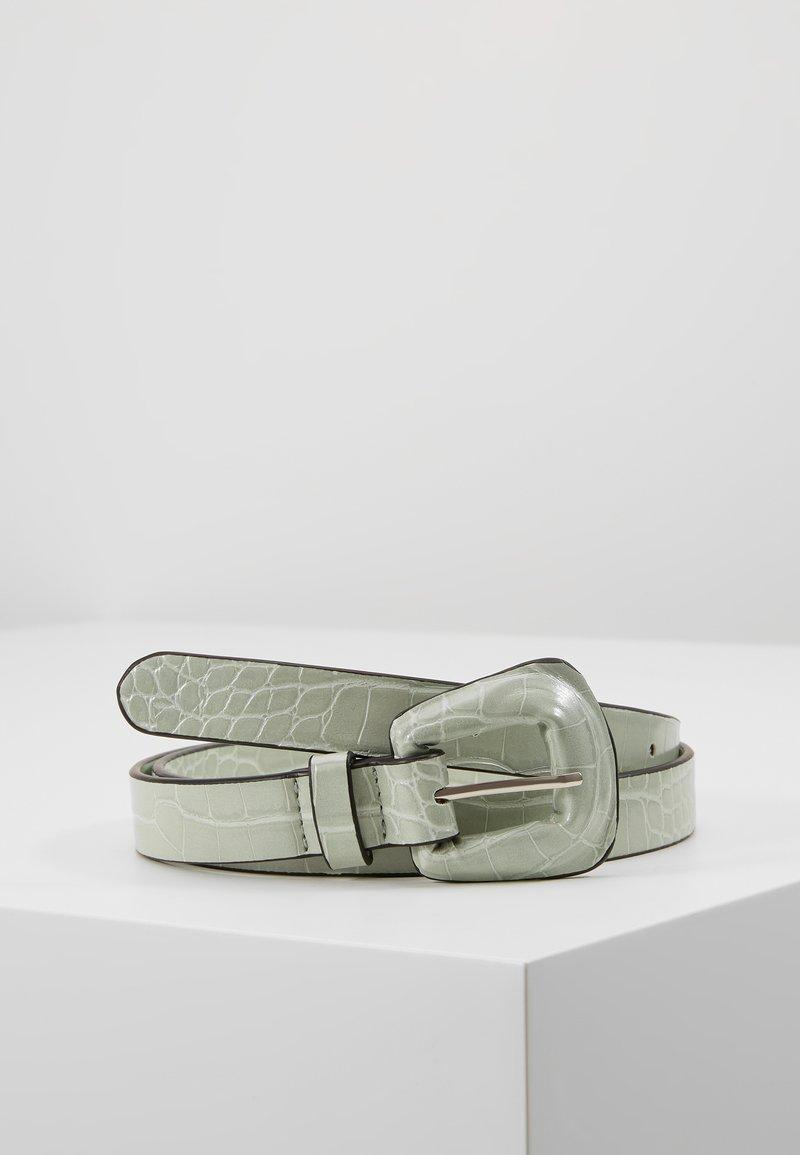 Becksöndergaard - BRIGHTY BELT - Belt - silt green