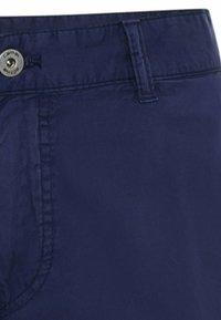 camel active - REGULAR FIT - Shorts - indigo - 6