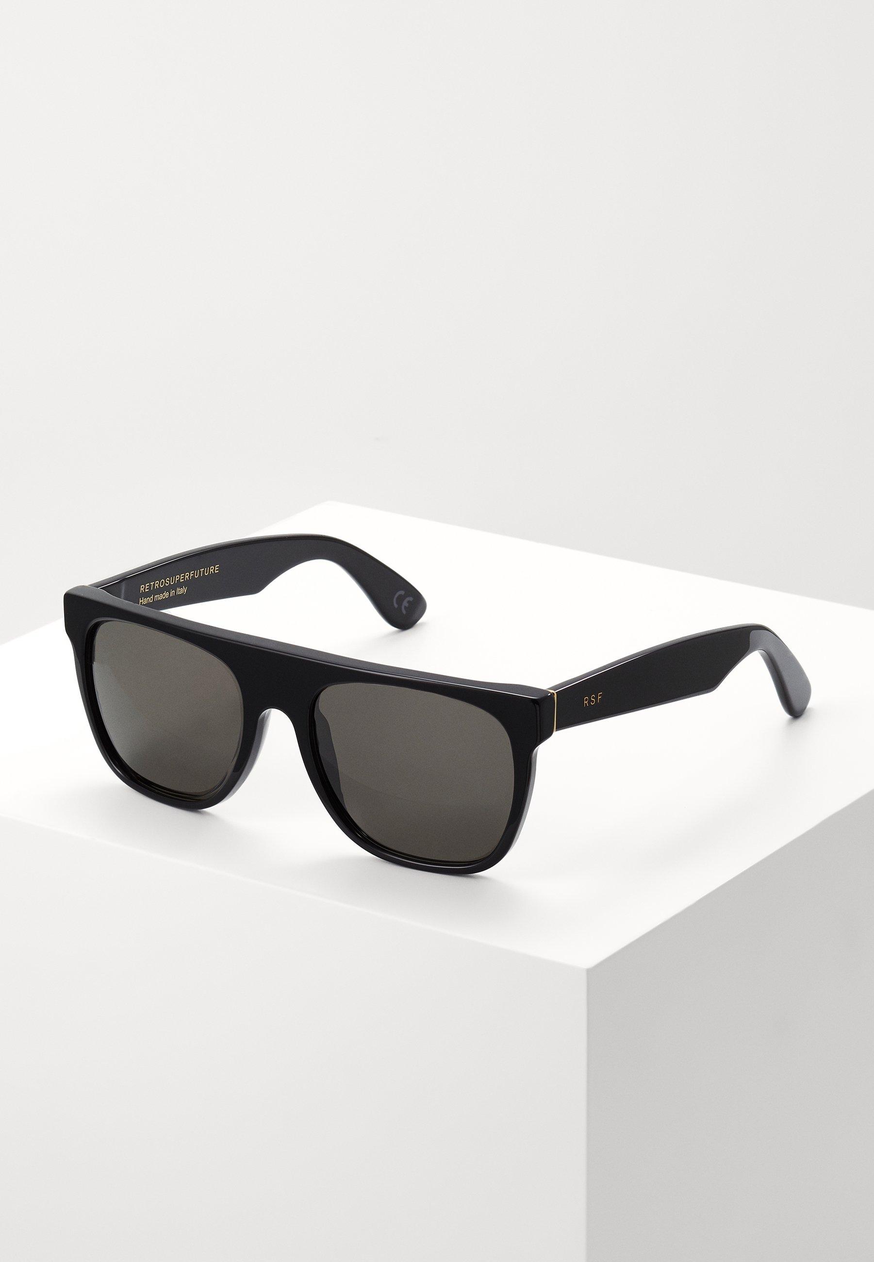 Especial RETROSUPERFUTURE FLAT TOP  - Gafas de sol - black | Complementos de hombre 2020 Pf206