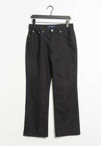 Trussardi Jeans - Straight leg jeans - black - 0