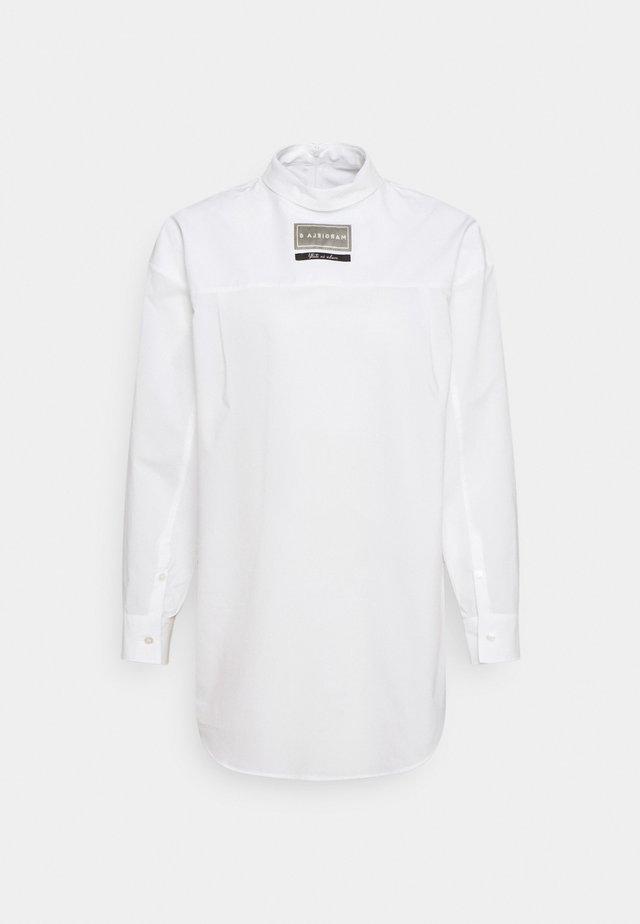 CAMICIA - Bluser - white