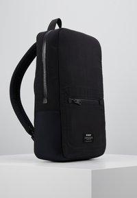 Ecoalf - SIMPLY TECH BACKPACK - Batoh - black - 3