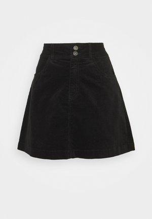 JDYERA LIFE SHORT SKIRT - Áčková sukně - black