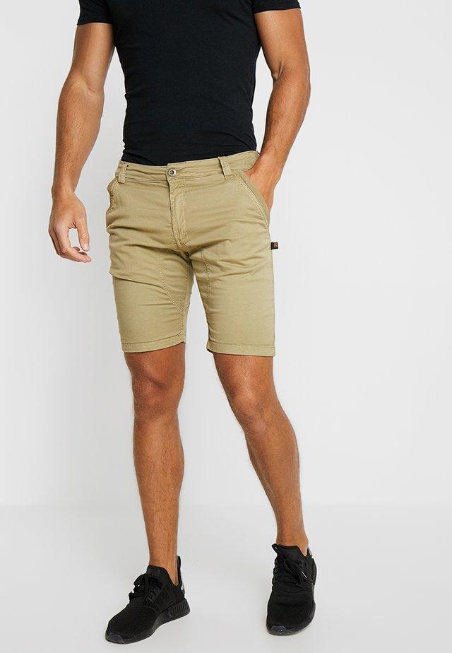 KEROSENE - Shorts - light olive