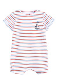 Next - NAVY 3 PACK NAUTICAL BOAT ROMPERS (0MTHS-3YRS) - Jumpsuit - blue - 3
