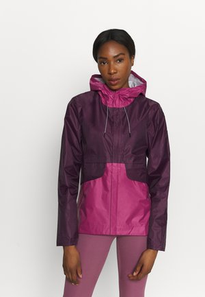CLOUDSTRIKE - Chaqueta Hard shell - polaris purple