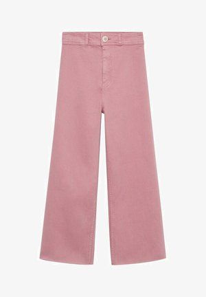 Bootcut jeans - rose