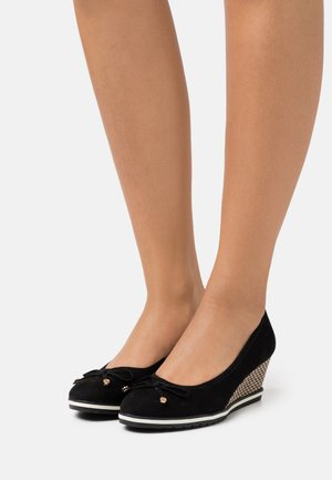 Wedges - black
