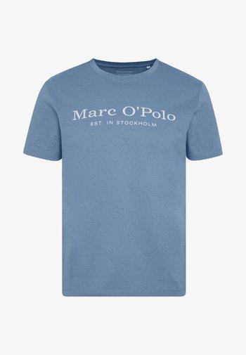 SHORT SLEEVE ROUND NECK - Print T-shirt - riviera