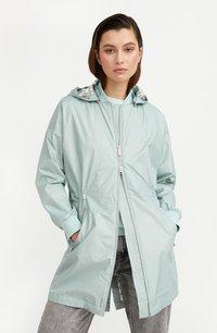 Finn Flare - Waterproof jacket - green - 0