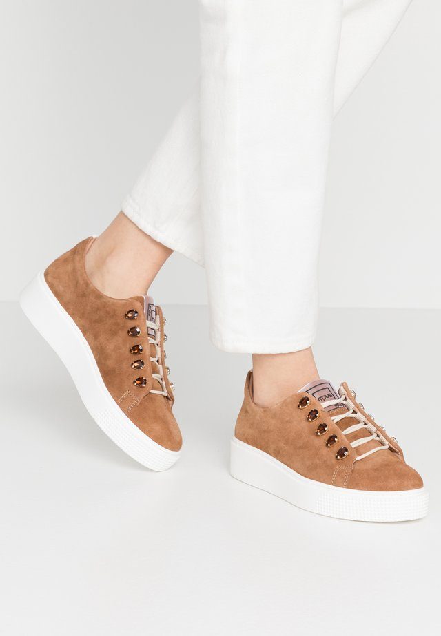 Sneakersy niskie - ghiaccio
